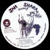 Still Cool - To Be Poor Is A Crime / Shaka Riddim Section - My God (Jah Shaka Music) UK 12""